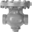 LESLIE Steam PRESSURE Regulators